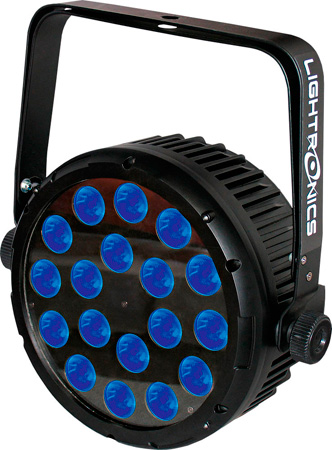 Lightronics FXLD818FRP4I LED PAR Lighting Fixture
