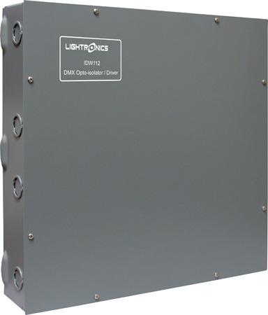 Lightronics IDW112 DMX Opto-isolator