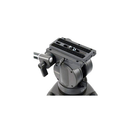 Libec H38B Professional Fluid Head - Black