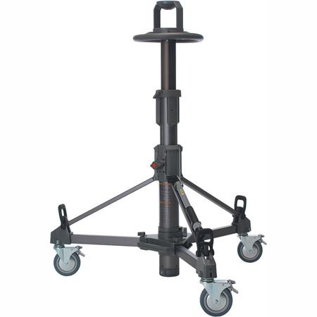 Libec P110B Pneumatic Camera Pedestal with 100mm Bowl