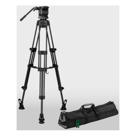 Libec RS-250M Tripod System with Mid-Level Spreader