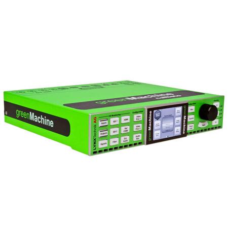 Lynx greenMachine DUALUPXD-US 3G-SDI Dual Channel SDI Frame Sync ...