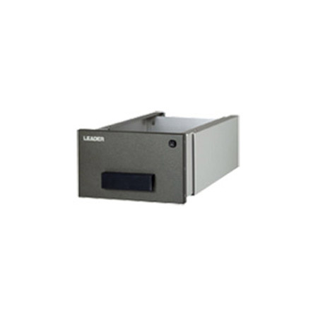 Leader LR-2701 Rackmount Storage Box to Fill Empty Slot in LR 2700A-U