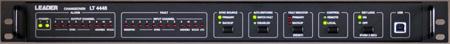 Leader LT4448 Signal Changeover Unit for LT4610