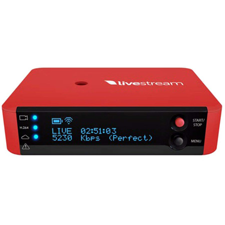 Livestream Broadcaster Pro Livestreaming Internet Video