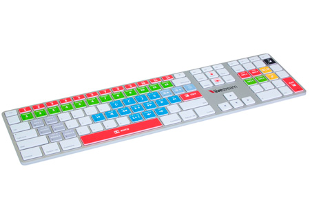 Livestream Keyboard