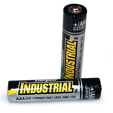 Listen LA-363 High Capacity AAA Alkaline Batteries (2)