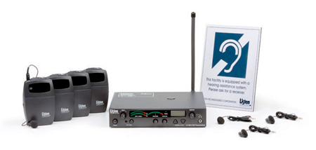 Listen LP-3CV-072-01 Listen 3-Channel RF Value Package (72 MHz)