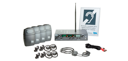 Listen LS-44 Classic Level I Stationary RF System (72 MHz)