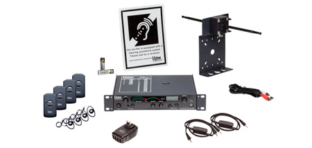 Listen LS-57-072 iDSP Advanced LevelII Stationary RF System(72 MHz)