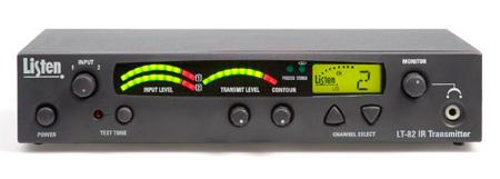Listen Technologies LT-82-01 - Stationary IR Assistive Listening Transmitter (North America)