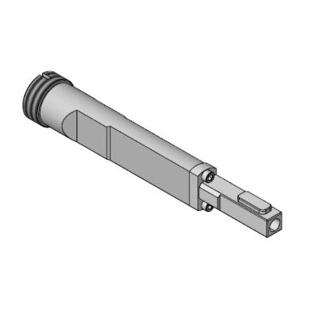 Lightel PT2-LC/APC/F-S Short Extended Tip for LC APC Type Female Connectors