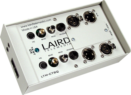 Laird Pro AV Cable Tester with FireWire and CAT5