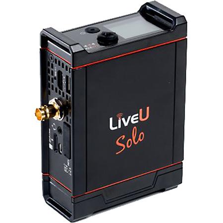 LiveU Solo Premium Video Encoder SDI & HDMI Version