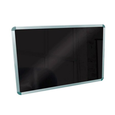 Luxor BW3624M 36x24 Wall Mounted Whiteboard