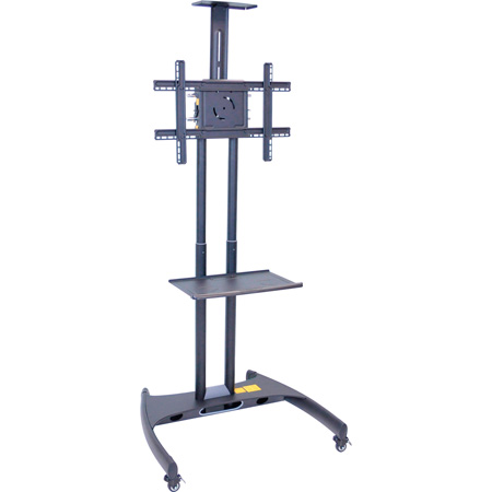 Luxor FP2750 Adjustable Height T.V. Stand