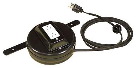 Retractable Power Cord >> Luxor Re20 Retractable Power Cord 20 Ft