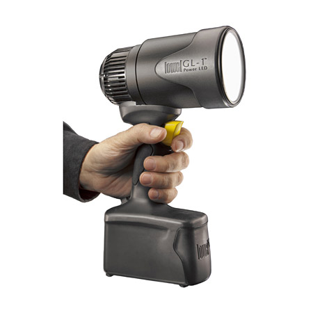 Lowel GL-1 Power LED Handheld Focusable & Dimmable Photo-Quality Tungsten Color Light
