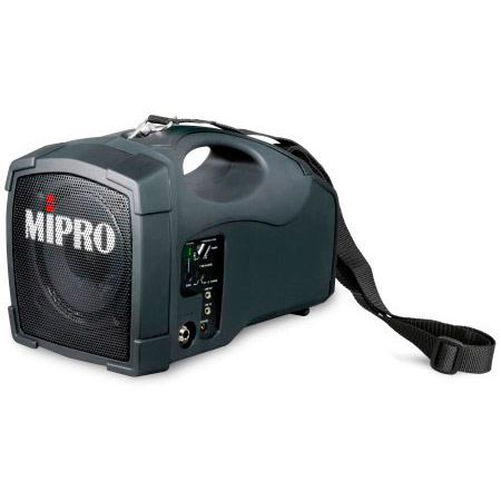 MIPRO MA-101a Personal Wireless PA System with ACT - Frequency Set 6B