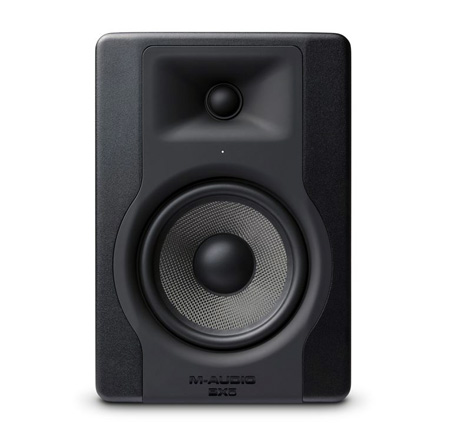 M-Audio BX8 D3 5-inch 2-Way 100W Powered Studio Monitor (Single)