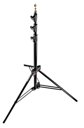 Manfrotto 1004BAC-3 3 Pack Air Cushioned 12 Foot 4-Section Master Stand