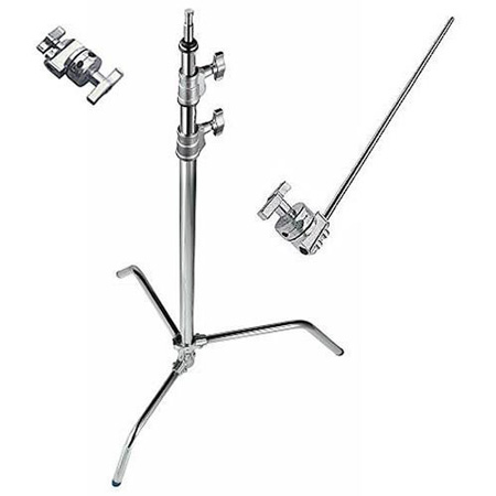 Avenger A2033L 10.75ft C-Stand Grip Arm Kit - Chrome