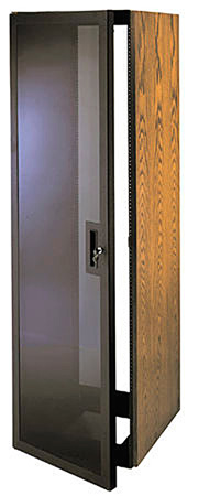 Middle Atlantic DOP-5-21 Plexi Front Door for Slim 5-21