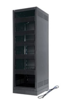 Middle Atlantic ERK-2728 27 Space 28 Inch Deep Rack With Rear Door