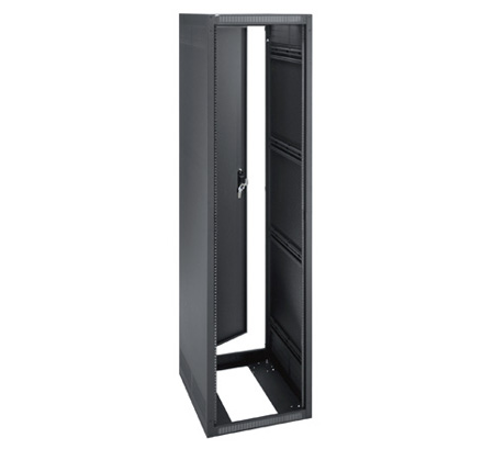 Middle Atlantic ERK-4428LRD 44 Space 28D Standalone Rack - Less Rear Door