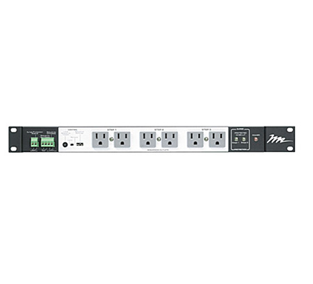 Middle Atlantic PDS-1615R 16 Outlet 15A Multi-Mount Power 3-Step Sequencing
