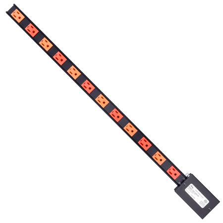 Middle Atlantic PDT-2X615S 12 Outlet PDT Strip