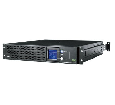 Middle Atlantic UPS-2200R-HH Premium Series UPS Rackmount Power - 8 Outlet 2150VA/1650W Hardwired