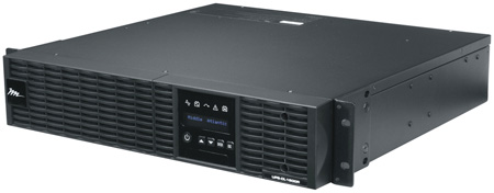 Middle Atlantic UPS-OL1500R Premium Online UPS Backup Power - 2RU - 1500VA