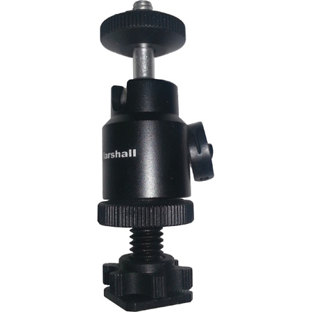 Marshall M-SM03 Camera 1/4in Hot Shoe Mount Supports Up To 7in Monitors