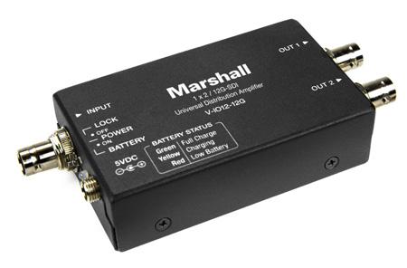Marshall V-IO12-12G 12G Universal Distribution Amplifier / Line Extender
