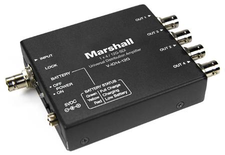 Marshall V-IO14-12G 12G Universal Distribution Amplifier
