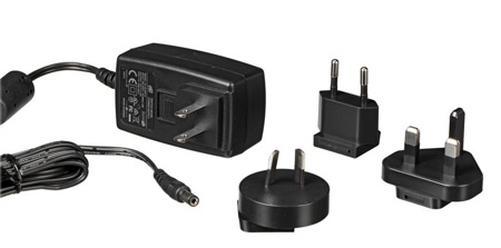Marshall V-PS12V-2.0A-U Universal 12V Power Supply for CV Series Camera