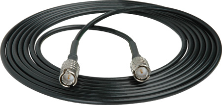 MBCP-1505A-1.5 Canare Slim BNC/Belden 1505A RG59 HD BNC Cable 1.5 Ft.