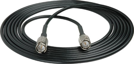 MBCP-1505A-25 Canare Slim BNC / Belden 1505A RG59 HD BNC Cable 25 Foot