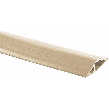 Beige Cord Ducting-1/2 x 1/4  Hole 50ft Roll