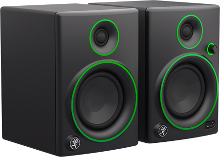 Mackie CR4 4 Inch Creative Reference Multimedia Monitors (Pair)