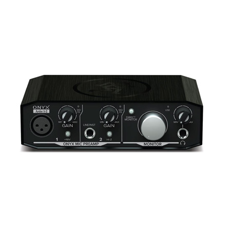Mackie Onyx Series Artist 2x2 USB Audio Interface