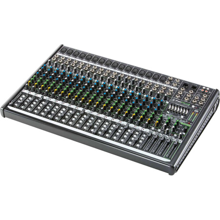 Mackie ProFX22v2 22-Channel 4-Bus Effects Mixer with USB