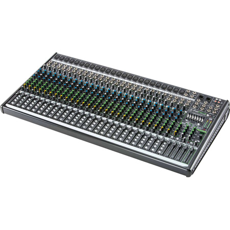 Mackie ProFX30v2 30-Channel 4-Bus Effects Mixer with USB
