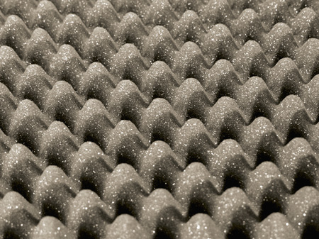 Markerfoam 54x54 UL94 Sound Absorption Acoustic Foam Panels - 2 Inch Gray