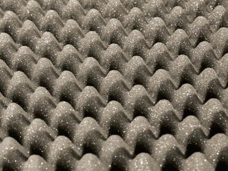 Markerfoam 54x54 UL94 Sound Absorption Acoustic Foam Panels - 2 Inch Gray