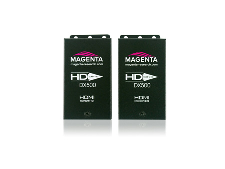 Magenta 2211114-01 HD-One DX500 - HDMI Over CAT5 Video and Audio Extention Kit