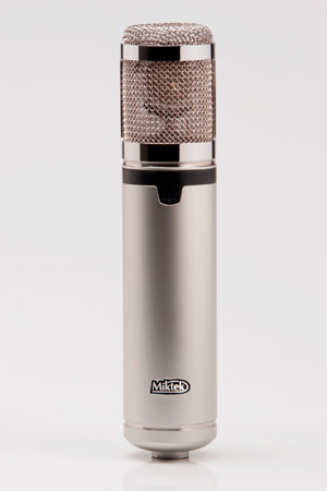 Miktek CV4 Large Diaphragm Multi-Pattern Tube Condenser Microphone