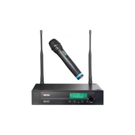 Mipro ACT-311/ACT-30H Single Channel Handheld Wireless System