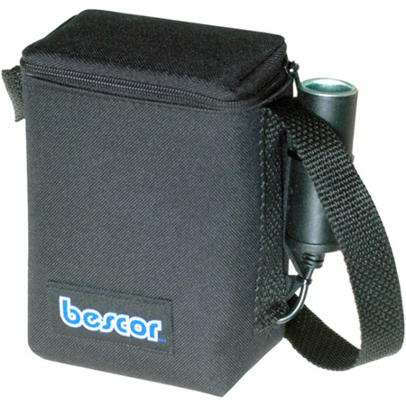 Bescor MM-9 Shoulder Pack with Automatic Charger